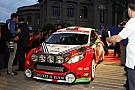 Basso trionfa sul filo di lana Gara 1 del Rally Targa Florio!