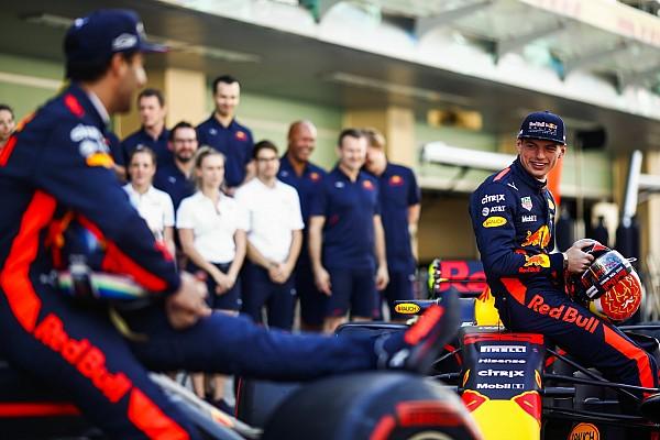 Stop/Go Livefeed A Red Bull 2018-as versenyfelszerelése