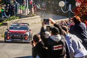 WRC Résumé de spéciale ES9 - Loeb meilleur temps, Meeke et Neuville ex æquo au général !