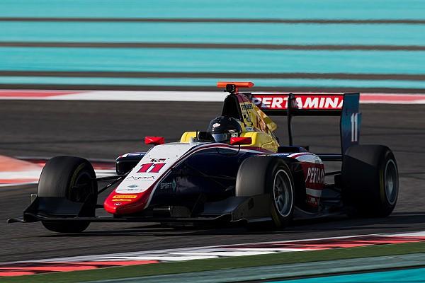 GP3 Nieuws Na zoon Alesi blijft ook Tveter GP3-team van Trident trouw