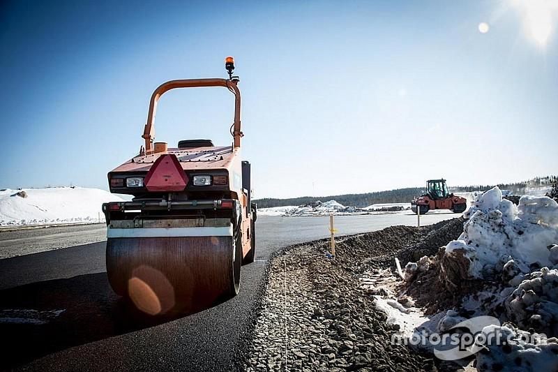Débuts des travaux en Finlande sur le futur Kymiring