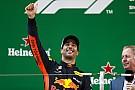 Fórmula 1 Ricciardo deberá decidir hasta  agosto si se queda, dice Red Bull