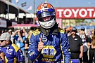 IndyCar ロッシ、0.35秒の大差でPP獲得。佐藤琢磨はアタック妨害受け22番手
