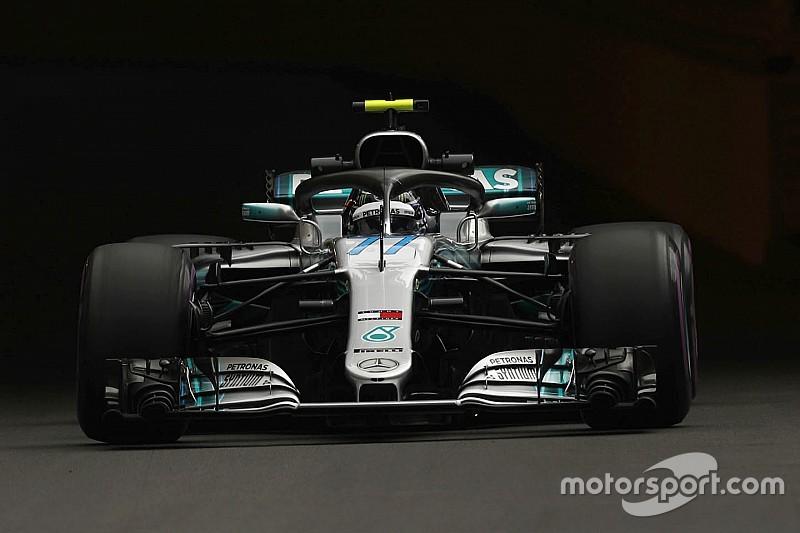 Bottas: Monaco beklendiği gibi Red Bull ve Ferrari'ye uyuyor