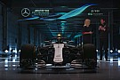 Video: Mercedes W09 lansmanı