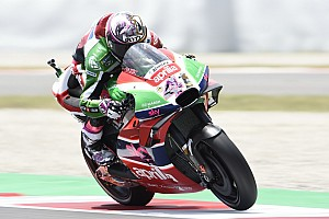 MotoGP Breaking news Espargaro handed grid penalty after Lorenzo run-in