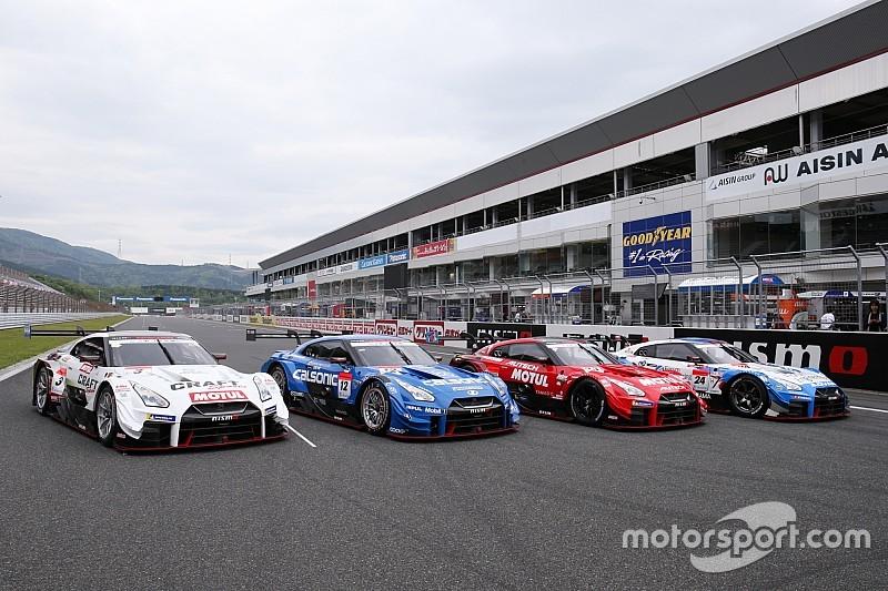 ジュンカデラ、マコヴィッキ、ロシターが日産GTオーディションに参加?