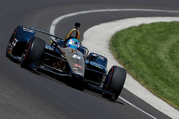 """Wickens: Using Hinchcliffe's car for Indy rookie test was """"tricky"""""""