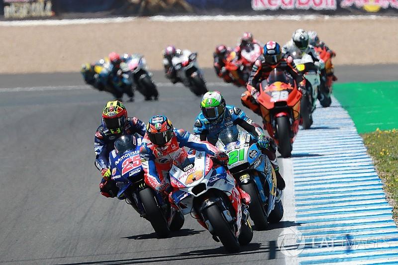 La grille MotoGP pourrait perdre deux motos l'année prochaine