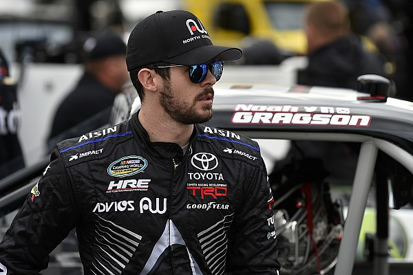 Ryan Truex moves up to the Xfinity Series with Kaulig Racing