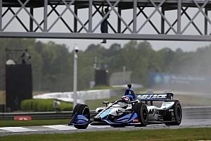 IndyCar 速報ニュース 佐藤琢磨「月曜日の雨は、戦略の助けにはならなかった」