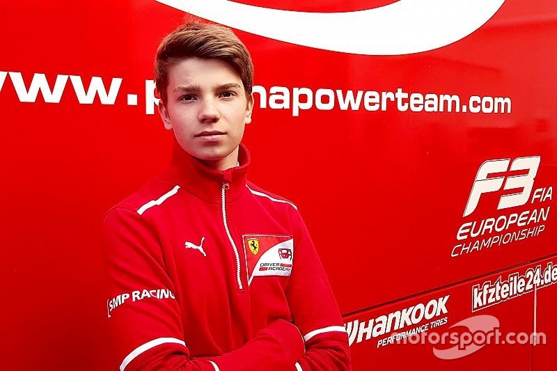 Протеже Ferrari з Росії відправили до найкращої команди Формули 3
