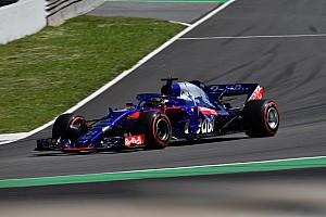 Formula 1 Breaking news Gelael komentari performa mesin Honda di Toro Rosso
