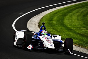 IndyCar Trainingsbericht Indy 500: Graham Rahal am dritten Trainingstag vorn