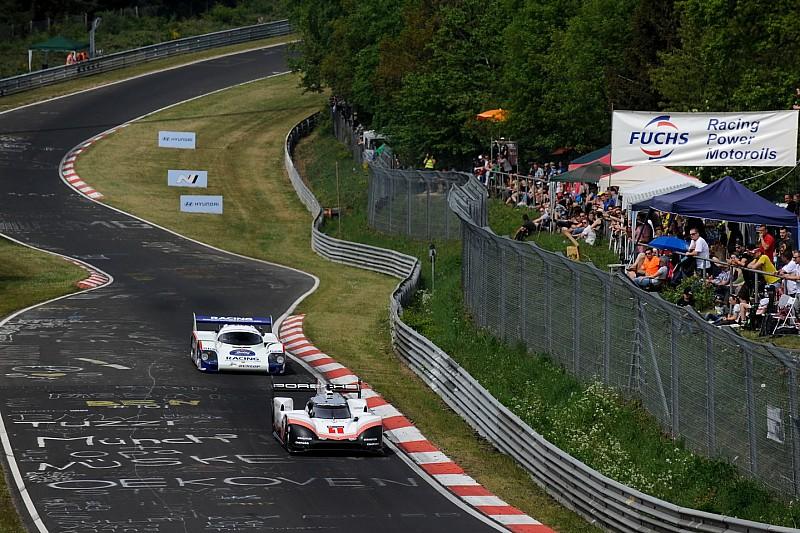 Porsche quiere batir el récord de Nordschleife