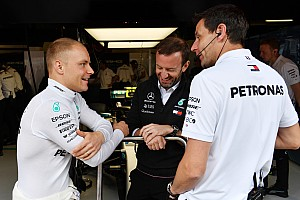 Fórmula 1 Noticias Bottas quiere renovación de