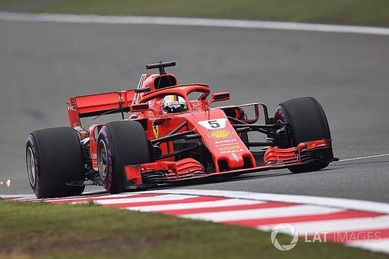 """Vettel : """"Ça fait six ans que c'était un circuit Mercedes"""""""