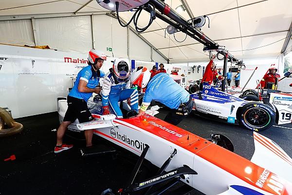 Formel E Feature Neue Videoserie: Mahindra zeigt Formel-E-Technik