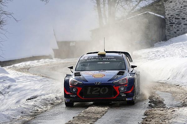 Bloß keine Panik: Hyundai will nach WRC-Fehlstart ruhig bleiben