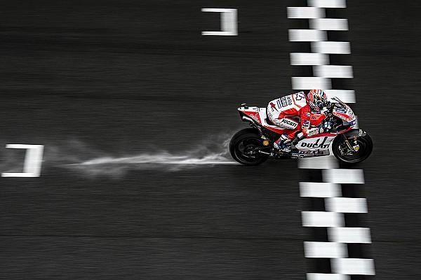 Malezya MotoGP 2. Antrenman: Günün en hızlı ismi Dovizioso!