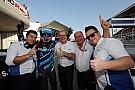 TCR Stefano Comini abdica con stile a Dubai