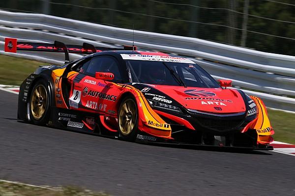 Super GT Suzuka Super GT: ARTA Honda wins, Button second