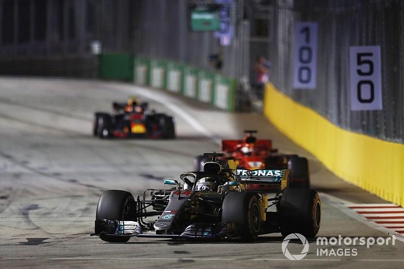Funk-Missverständnis: Mercedes macht sich über Ferrari lustig