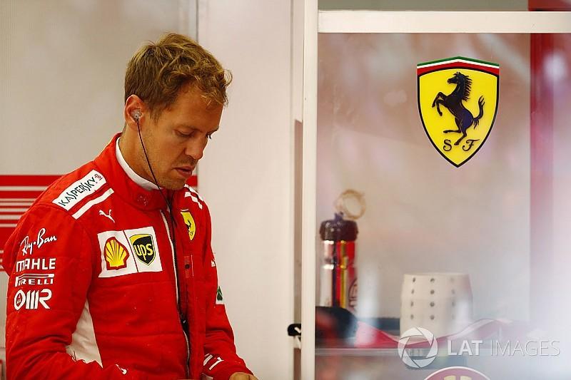 Vettel recrimina: