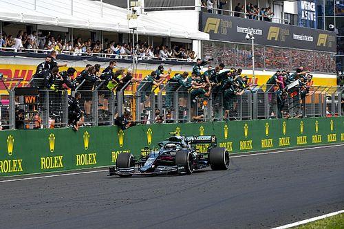 Aston Martin confirma la apelación contra la descalificación de Vettel