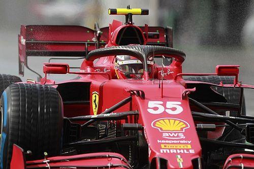 Sainz s'attend à une lutte serrée avec McLaren à Austin