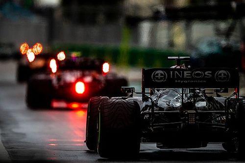 GALERÍA: mejores fotos del sábado en Sochi F1