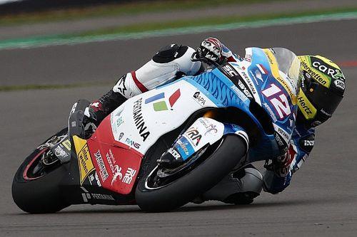 Moto2サンマリノ初日:トーマス・ルティ、初日総合トップ。小椋藍は後方に沈む