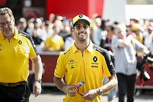 Ricciardo uitgeput na