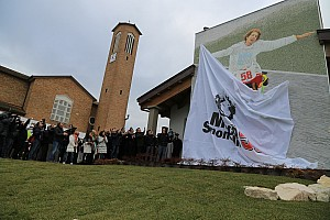 Inaugurata Casa Marco Simoncelli a Sant'Andrea in Besanigo