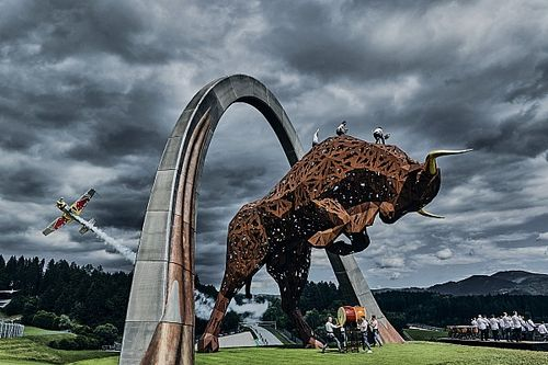 VIDEO: Red Bull Ring celebra el regreso de la F1 con tambores