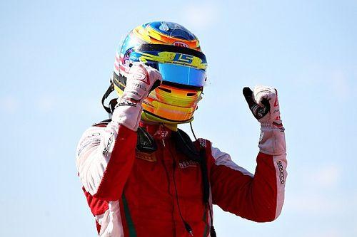 F3: Charouz completa la line-up con Sargeant e Fittipaldi