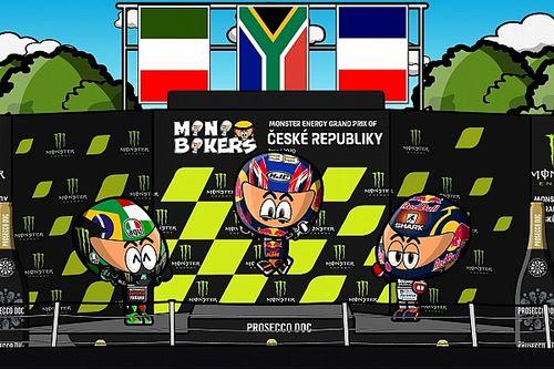Vídeo: el GP de la República Checa de MotoGP, por MiniBikers