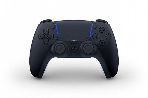 Kiszivárogtak az első fényképek a fekete PS5 kontrollerről