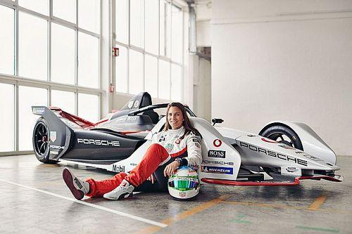 Simona De Silvestro rejoint le projet Porsche en Formule E