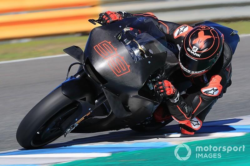 Buone notizie per la Honda: Jorge Lorenzo girerà regolarmente con la RC213V nei test di Losail