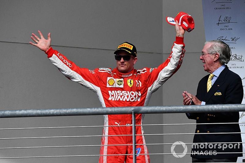 Räikkönen nem hisz az őrültségben, mindig fair lesz a pályán