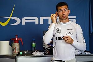 Latifi stays with DAMS for fourth F2 season