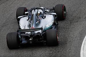 Des inquiétudes côté moteur pour Hamilton à Abu Dhabi