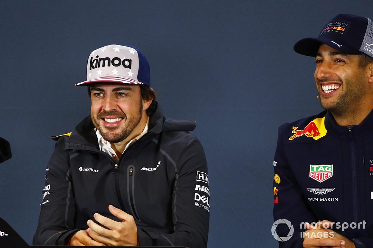 Meksika GP öncesi basın toplantısı programı açıklandı