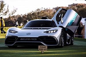 Спорткари Mercedes-AMG стануть «м'якими гібридами»