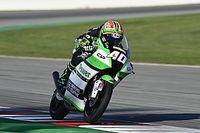 Moto3-Rennen Barcelona: Darryn Binder gewinnt, McPhee räumt Arenas ab