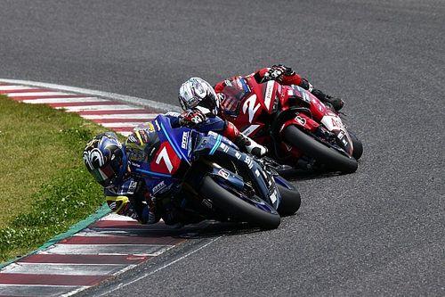 全日本ロードレース鈴鹿レース2 中須賀克行、鈴鹿を連勝で終える。開幕もてぎから4連勝