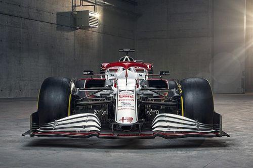 ألفا روميو تخطط لحزمة تحديثات مبكرة في موسم 2021 للفورمولا واحد