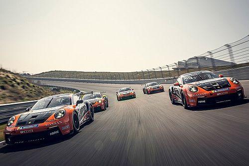 """Ten Voorde verdedigt Porsche Supercup-titel met GP Elite: """"Kom maar op!"""""""