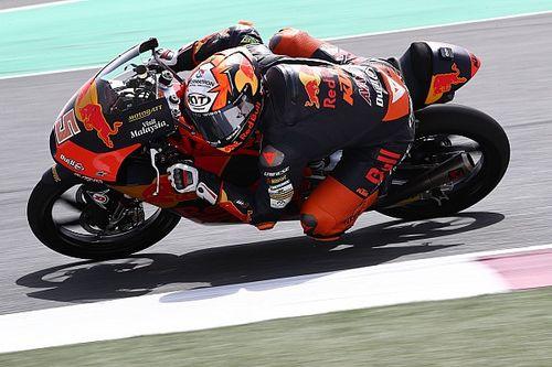 Doha Moto3: Masia pole pozisyonunda